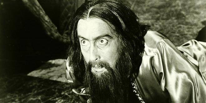 Rasputín después de un buen viaje