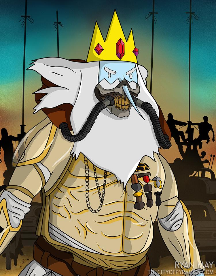 Sí esto no les parece el villano perfecto, quéjense con el Rey.