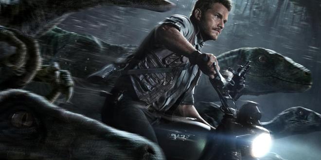 Chris Pratt se posiciona como héroe de acción y busca el arca perdida
