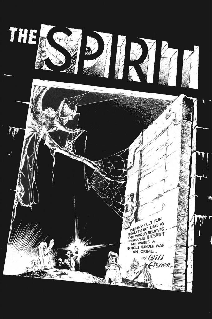 Algo que siempre distinguió al trabajo de Eisner fue el uso de luz y sombra sobre sus perspectivas
