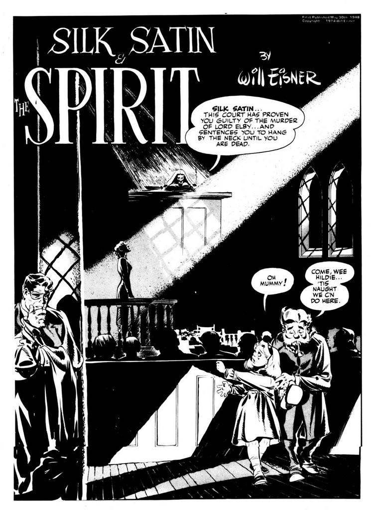 Las féminas de Eisner llegaron a ser protegonistas de sus propias historias