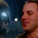 Ben Affleck + Geoff Johns Batman Movie