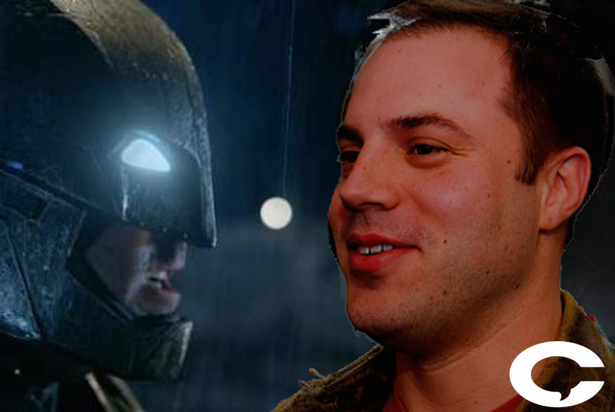 Ben Affleck + Geoff Johns Batman Movie