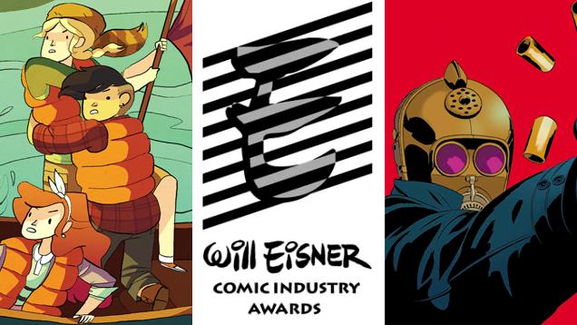 Si hubiera que buscar una característica general en la entrega de los Eisner 2015 tendría que ser DIVERSIDAD
