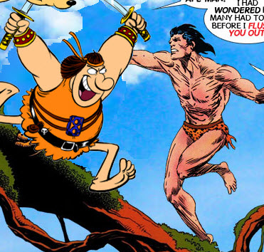 Groo / Tarzan