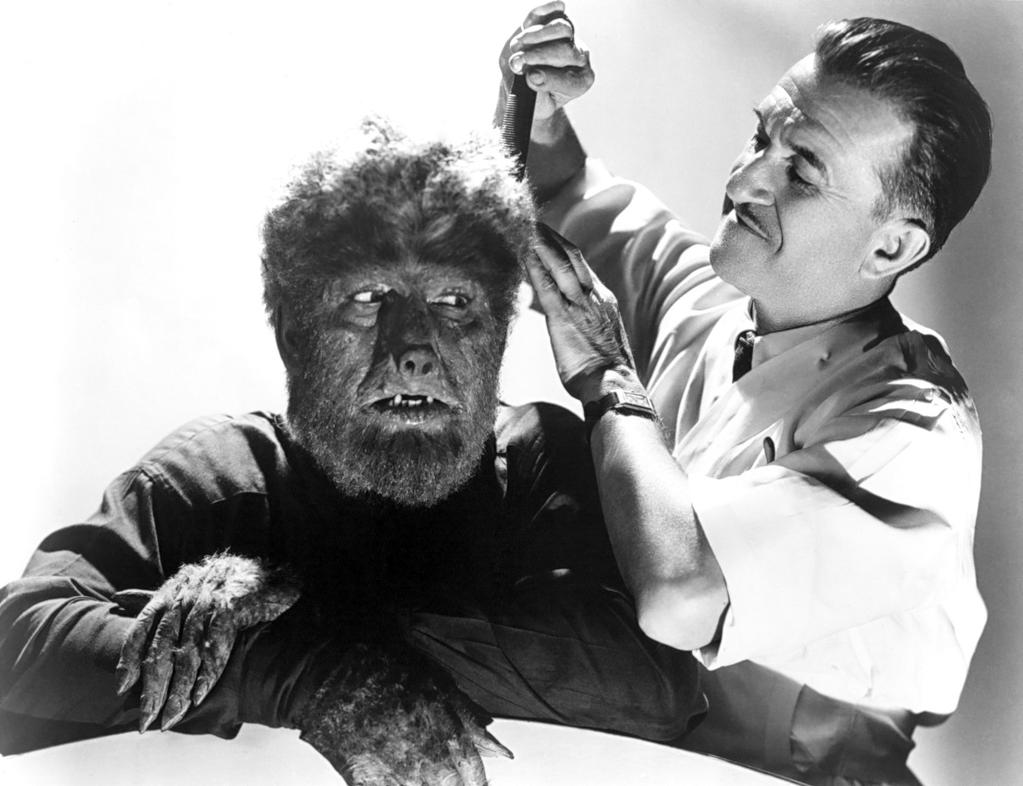 The Wolf-Man marcó la llegada a la cúspide para el trabajo de Pierce, aún a pesar de su mala relación con Chaney.