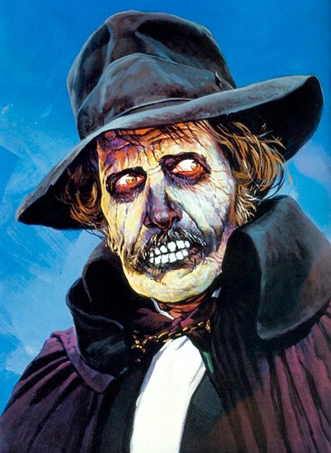 La baja en popularidad del género de horror afectó la demanda por el trabajo de Gogos.