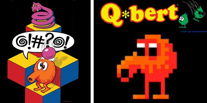 Pixels-4-QBert