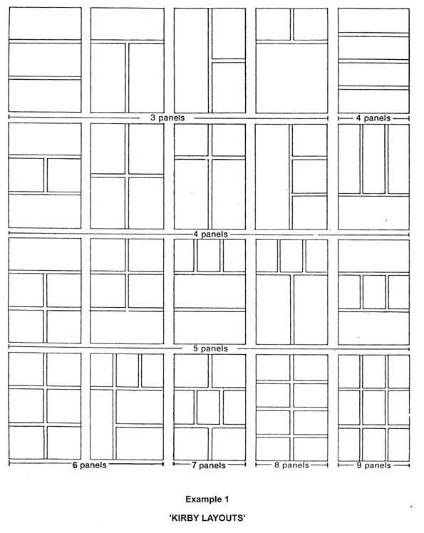 """Los """"layouts Kirby"""" son algunos de los ejemplos básicos de distribución de paneles en una página."""