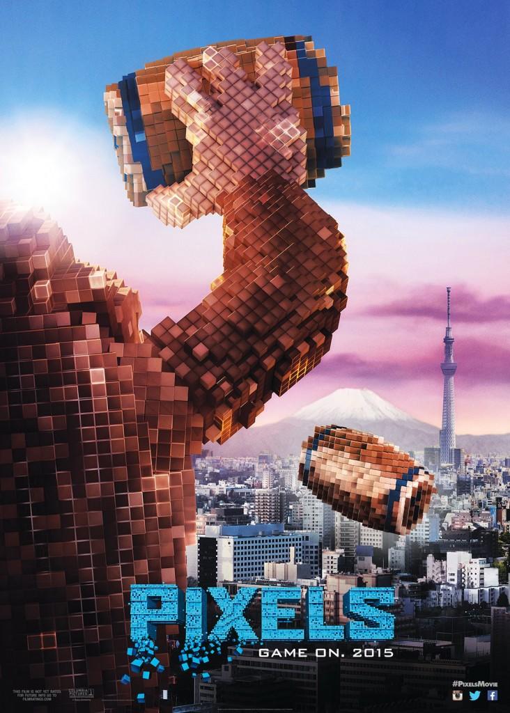 pixelsdonkeykong