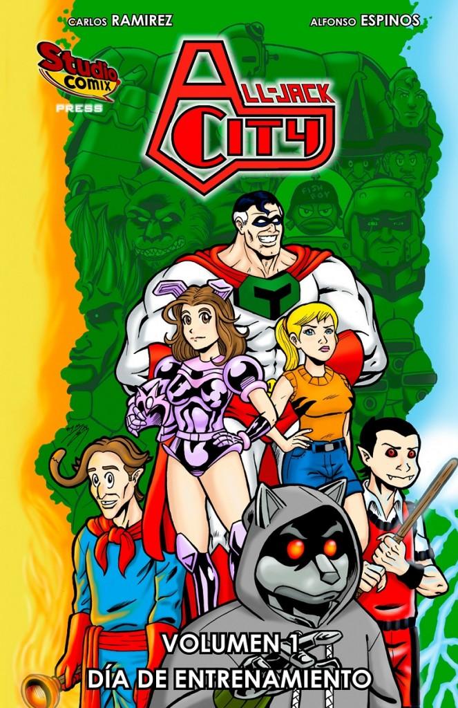All-Jack City vol 1