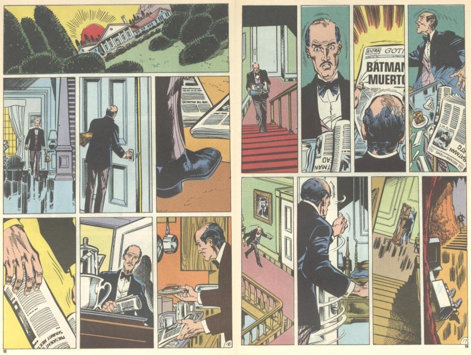Batman #433, The Many Deaths of Batman - parte 1