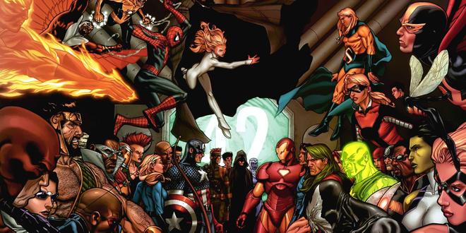 Héroes contra héroes sólo para ver quién tiene la razón