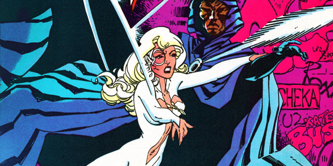 Cloack and dagger 0