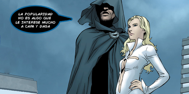 Cloack and dagger 2