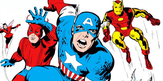 Marvel: Reciclando héroes desde 1963