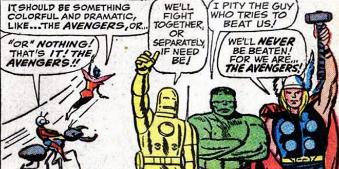 La misoginia de Hank Pym, presente desde el primer número