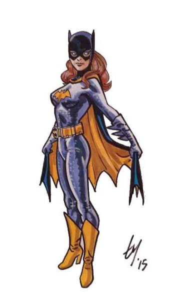 Ty Templeton (Batman Adventures)