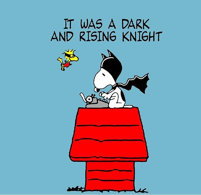 Batman Day   Cuando Snoopy escribió Batman   La Covacha George En Paul