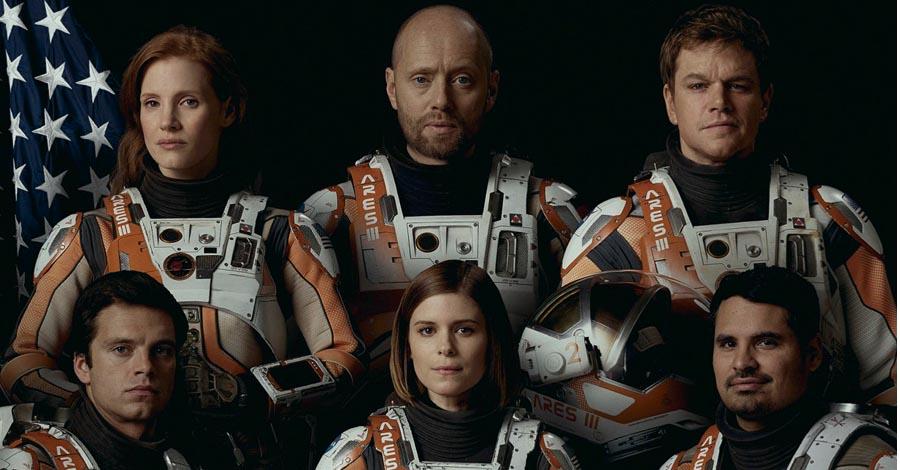 Sí, ahí están Bucky Barnes, Susan Storm y Luis, el de Ant-Man.