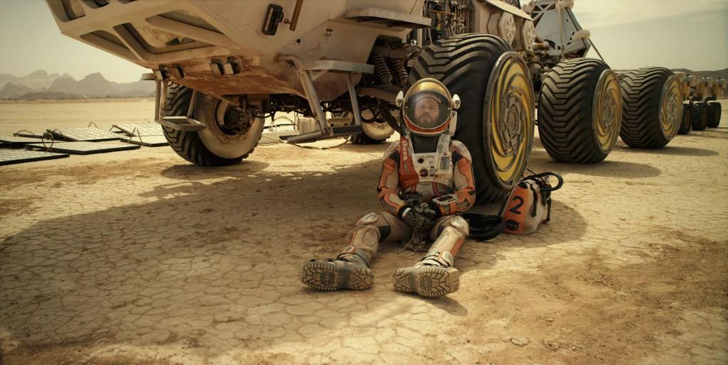 Hollywood ha gastado mucho tiempo y dinero en rescatar a Matt Damon