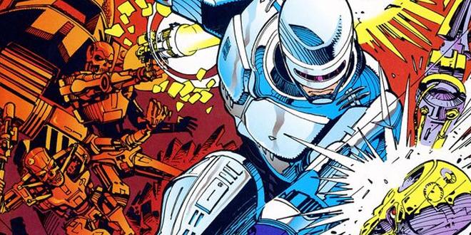 ¿Robocop contra Terminator? ¡Sí sucedió!