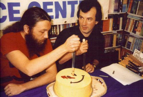 Al señor Moore le gustaban los pasteles