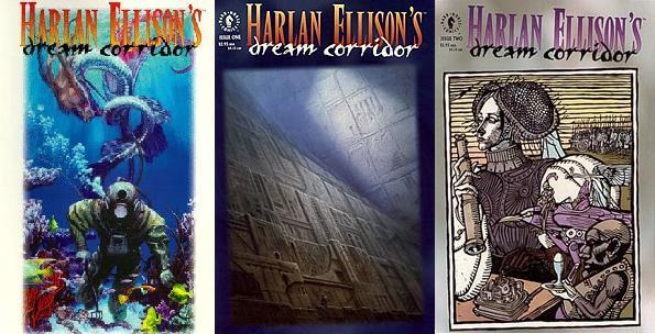 Las portadas eran una parte importante del Dream Corridor