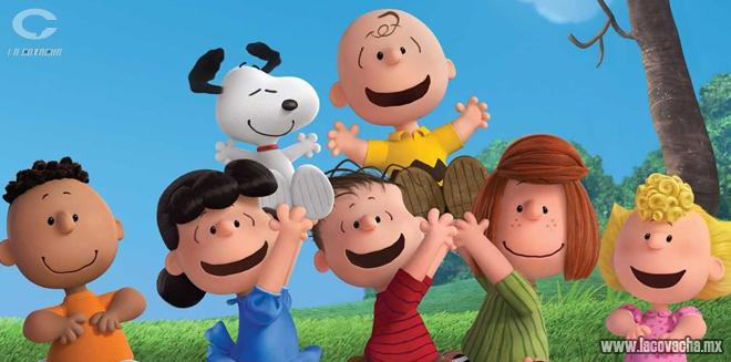 Charlie Brown y Snoopy llegan a la pantalla de plata
