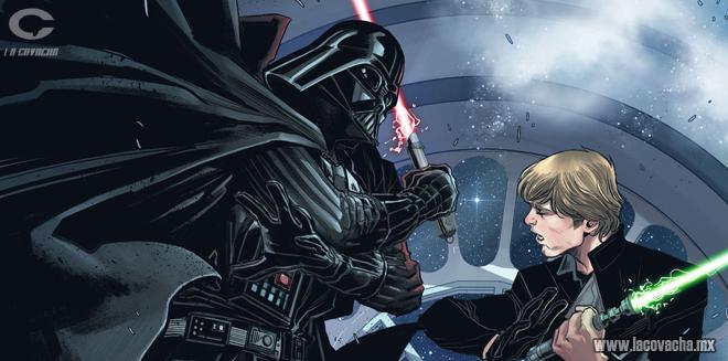 Luke, soy tu edición malhecha