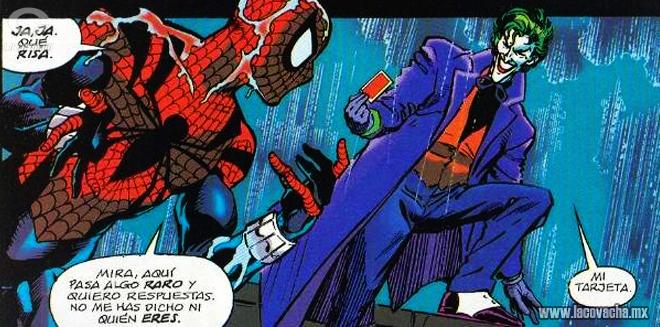 Lo gracioso es que dejaran que al clon ocupara el lugar de Peter en algo tan importante