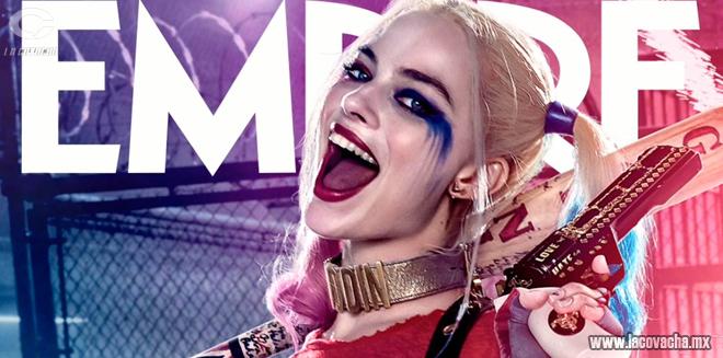Margot Robbie no será la primera en interpretar a Harley Quinn