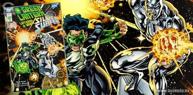Silver-Surfer-Green-Lantern