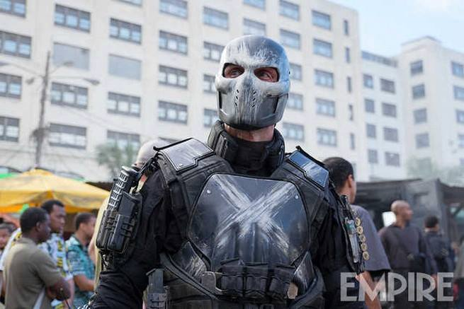 Crossbones - Capitán América: Civil War