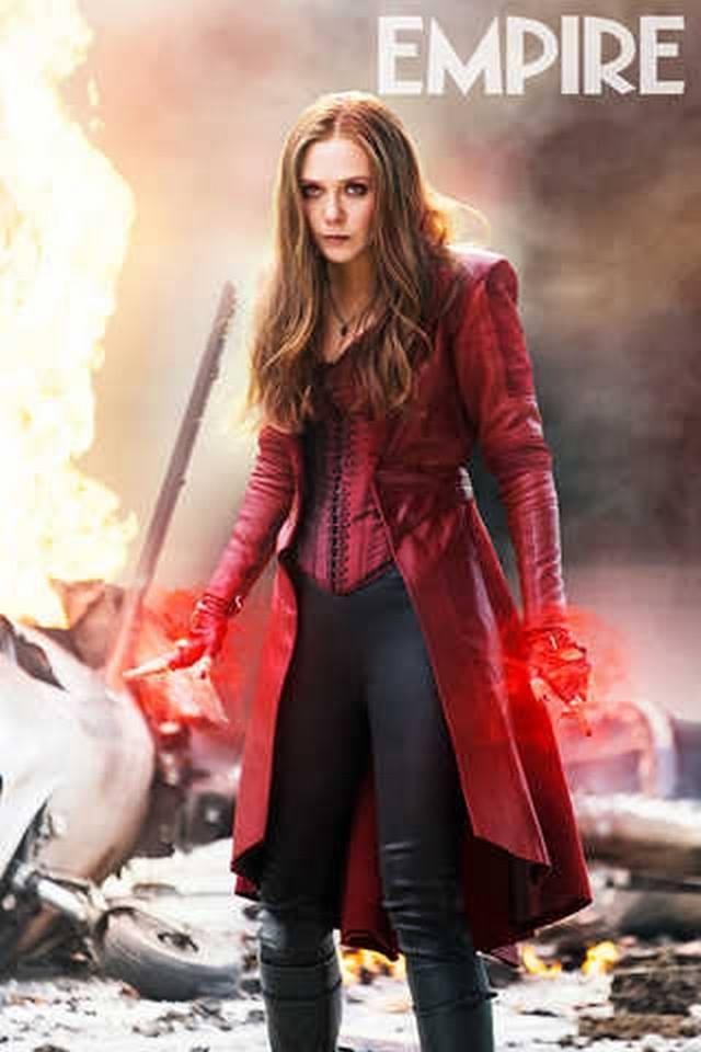 Scarlet Witch - Capitán América: Civil War