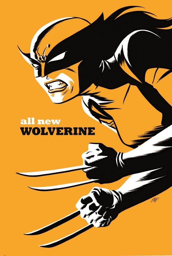 All New Wolverine #5 - Michael Cho Variant