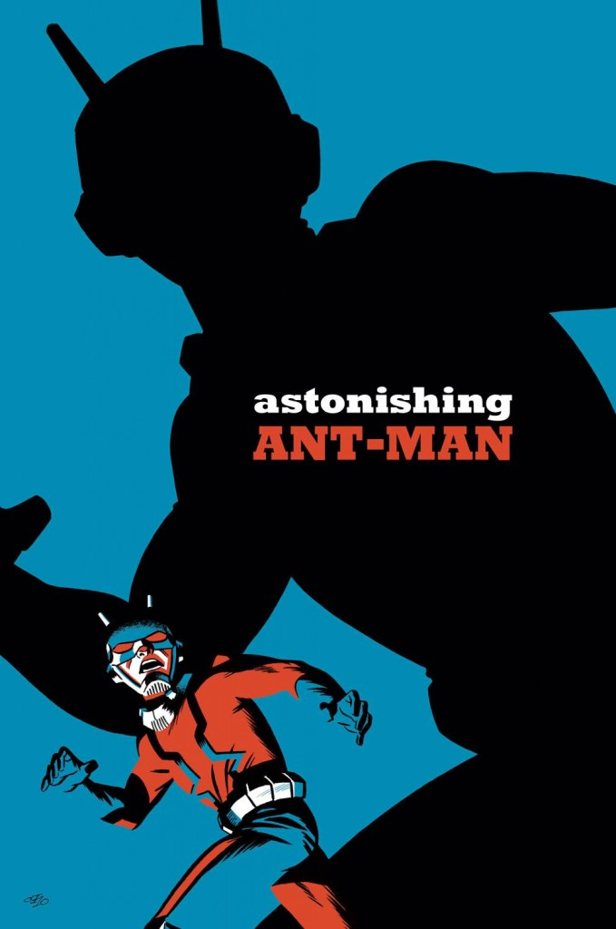The Astonishing Ant-Man #5 - Michael Cho Variant
