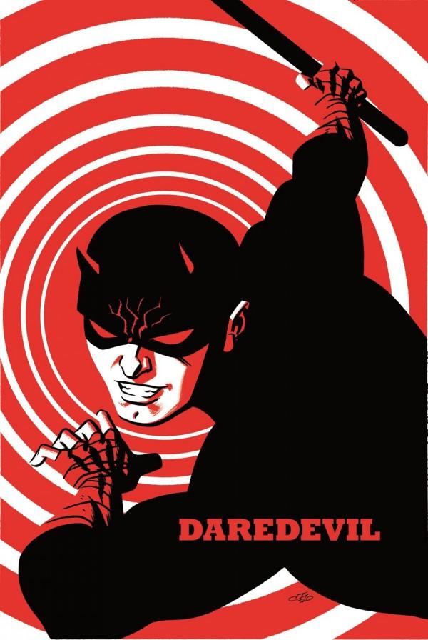 Daredevil #4 - Michael Cho Variant