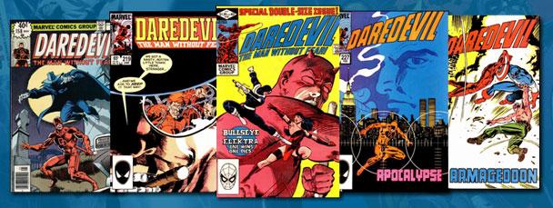 Su trabajo en Daredevil representó el salto a la fama para Miller.