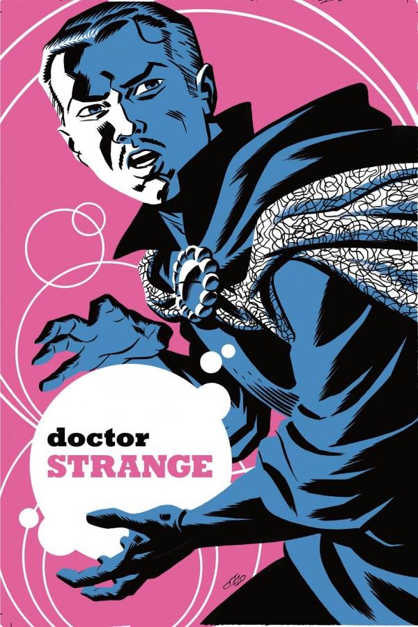 Doctor Strange #5 - Michael Cho Variant