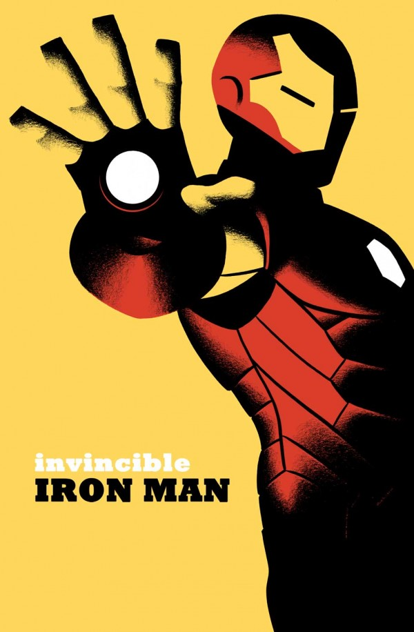 Invincible Iron Man #6 - Michael Cho Variant