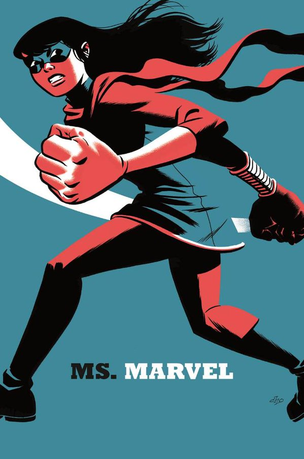 Ms. Marvel #4 - Michael Cho Variant