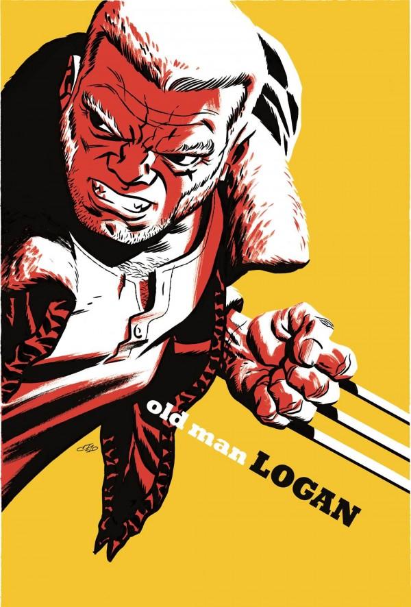 Old Man Logan #2 - Michael Cho Variant