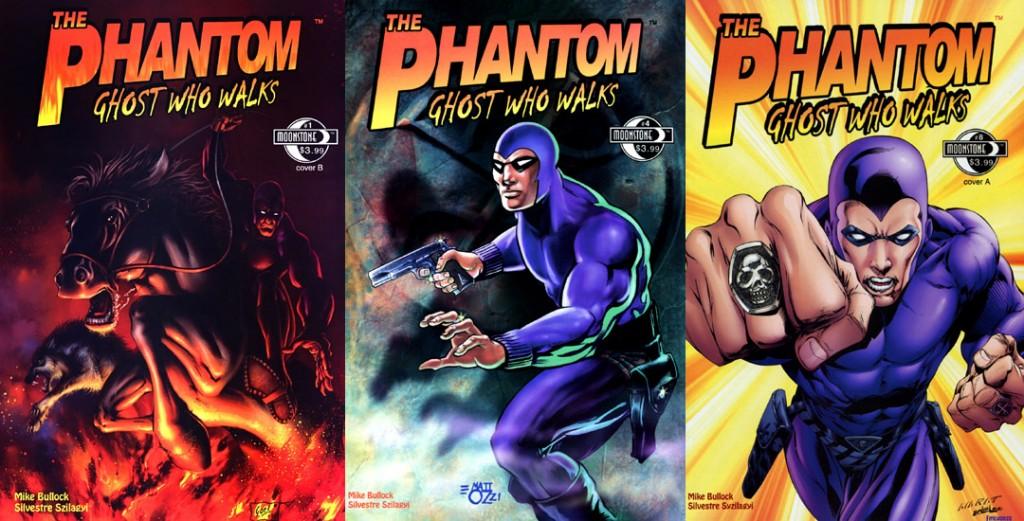 Moonstone Books hizo un gran esfuerzo por mantener vigente al personaje en el siglo XXI