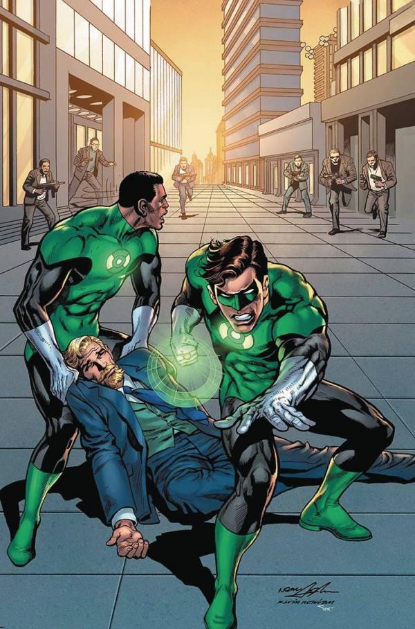 Green Lantern #49