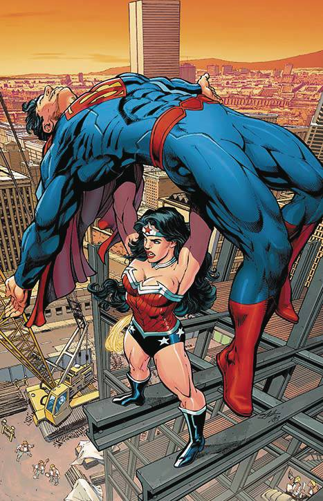 Superman / Wonder Woman #26