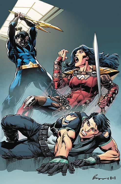 Titans Hunt #5