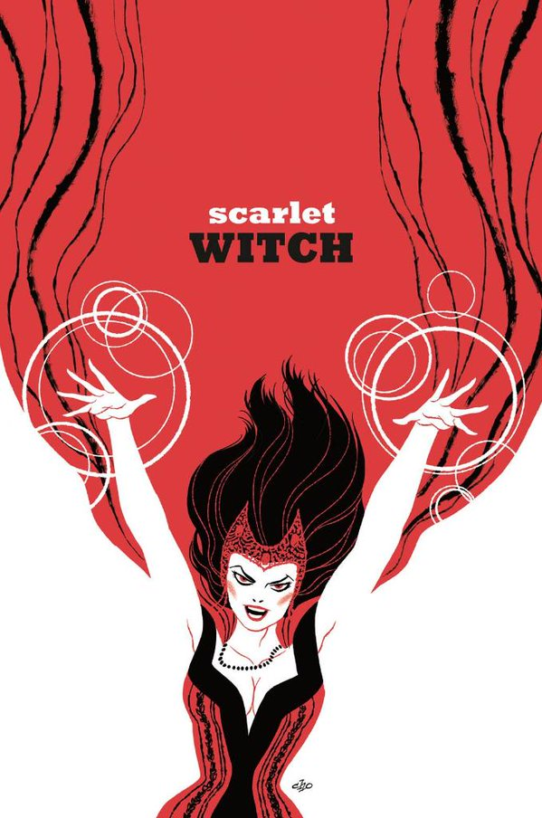 Scarlet Witch #3 - Michael Cho Variant