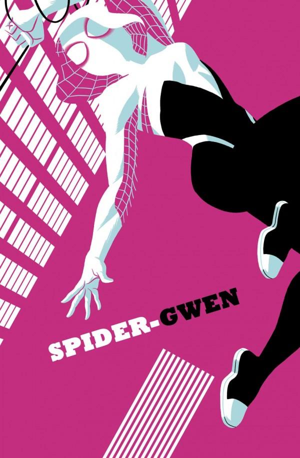 Spider-Gwen #5 - Michael Cho Variant