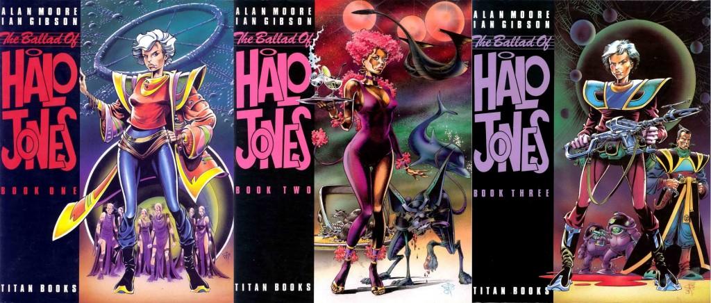 La primera colección de la historia estaba dividida en tres tomos.